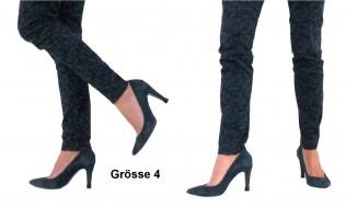 Absatzschutz Schuhe schwarz