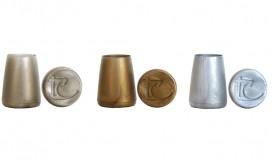 Perlmutt-Gold-Silber