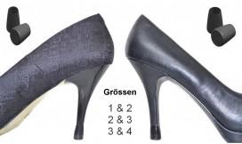2 PAAR-2 Grössen-Schwarz
